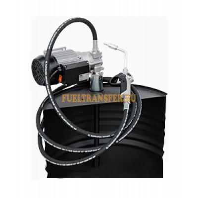 Бочковой комплект для перекачки масла DRUM Viscomat 200/2 M