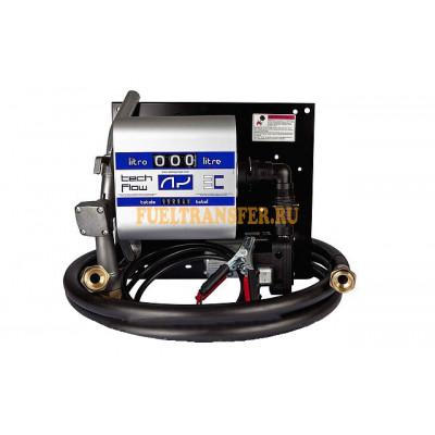 Минизаправка для перекачки и учета дизельного топлива WALL TECH 24-60