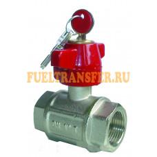 Предохранительный клапан с ключом Renson
