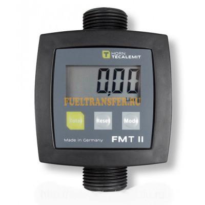 Счетчик электронный FMT II для учета ДТ,воды, AdBlue, тосола, антифриза.