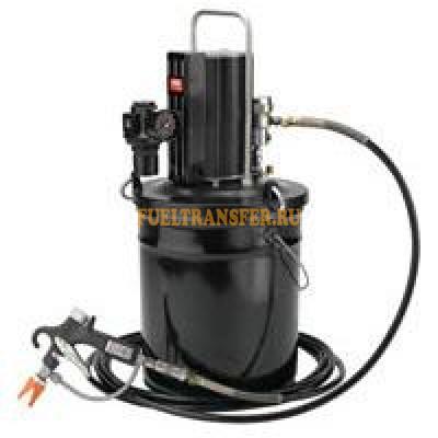 Экструзионная установка для бочки 20 л модель ARO  NP328D02-1