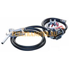 Переносной комплект для перекачки ДТ Battery Kit 12В