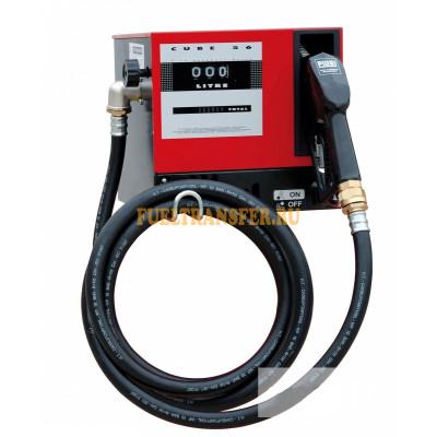 Минизаправка для отпуска дизельного топлива Cube 56 К33 12V