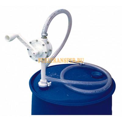 Роторный ручной насос для перекачки AdBlue