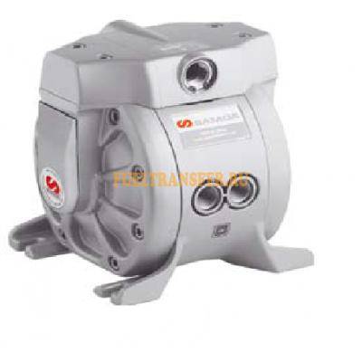 Пневматический мембранный насос DF50 (смесительный)